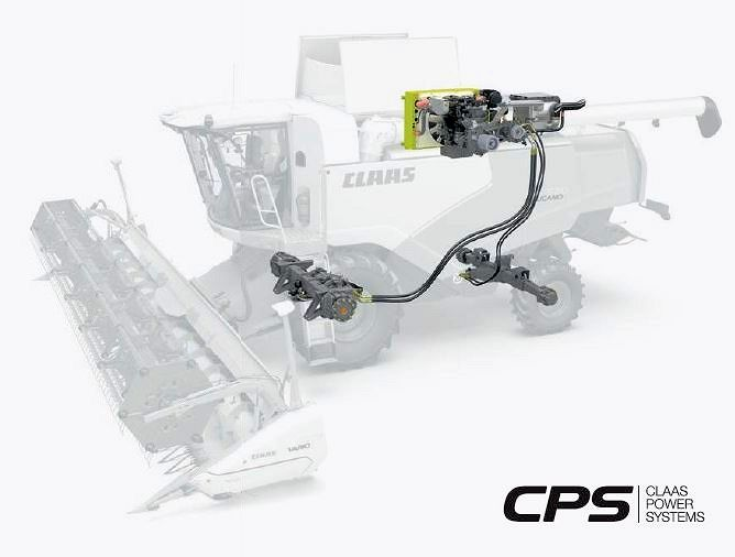 Tucano CLAAS POWER SYSTEM